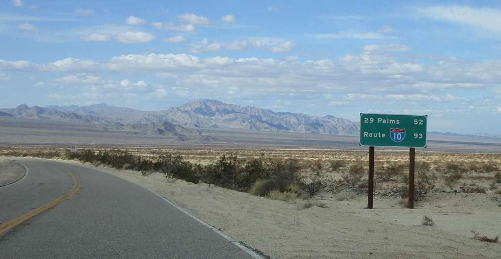 California State Route 62, SR 177 to SR 247 « Corco Highways  |California State Route 177