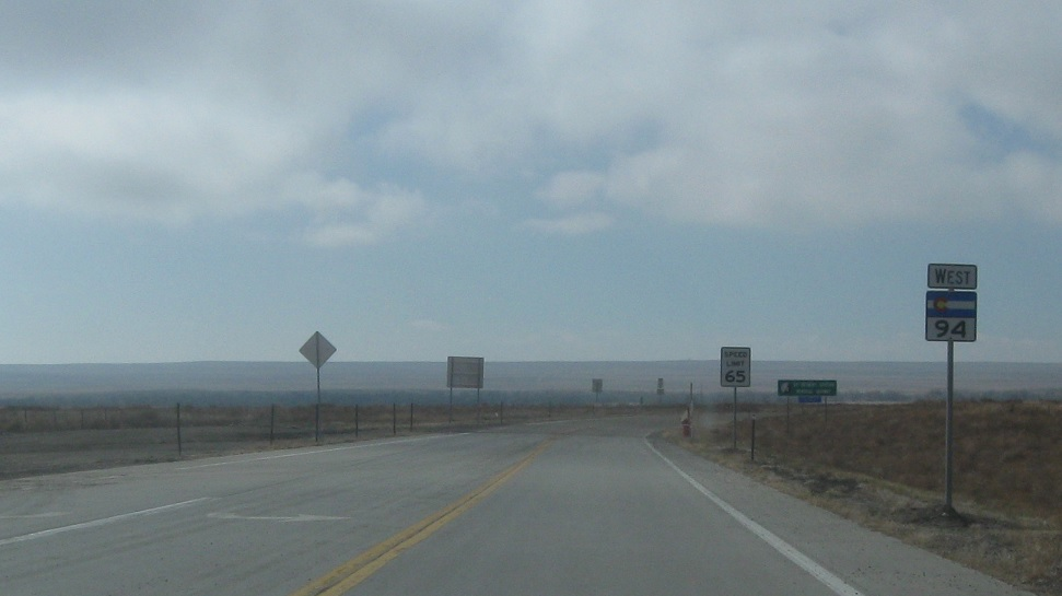 Colorado State Highway USUS To CO Wyoming Routes - Colorado location in us
