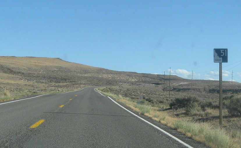 Nv-225 State « To Line Sh-78 Idaho Corco Highway Highways 51 nv