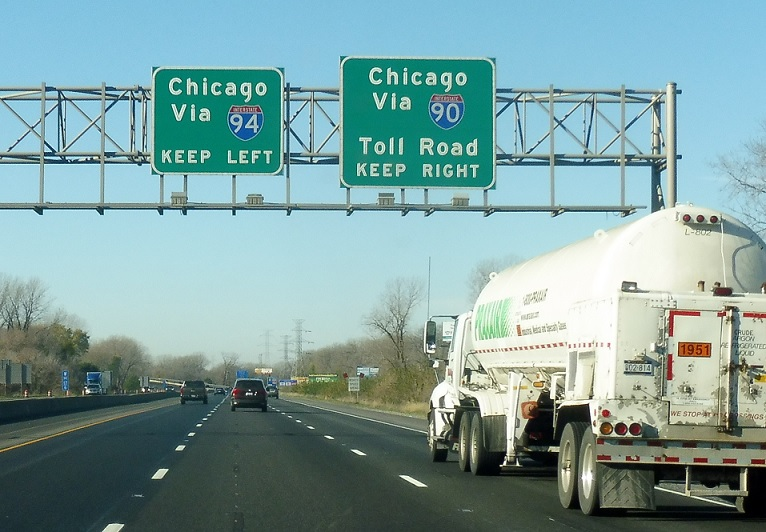 Interstate 94, IN-249 to I-80/I-90/US-6/IN-51 « Corco Highways