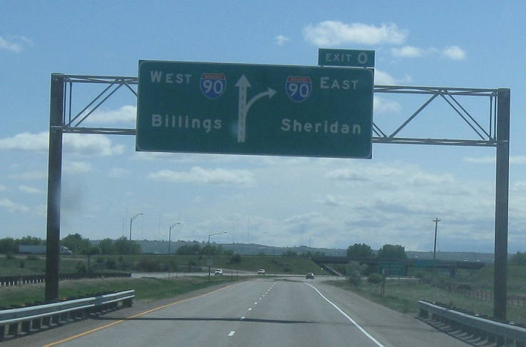 Interstate 94 S 522 To I 90us 87us 212 Corco Highways - Us-interstate-90-map