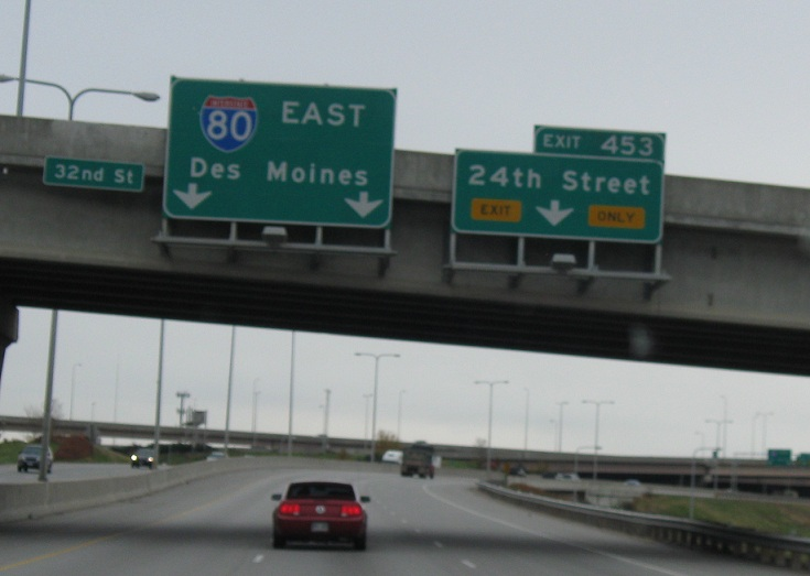 Interstate 80, I-480/US-75 to IA State Line « Wyoming Routes
