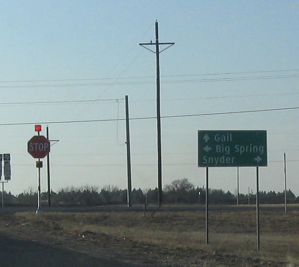 Highlands Ranch Shooting Range: Texas Farm To Market Road 700, I-20 To TX-350 « Wyoming Routes